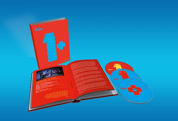 The Beatles 1+ (Boxset) - Expanded