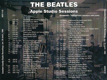 Apple Studio Sessions Set 4