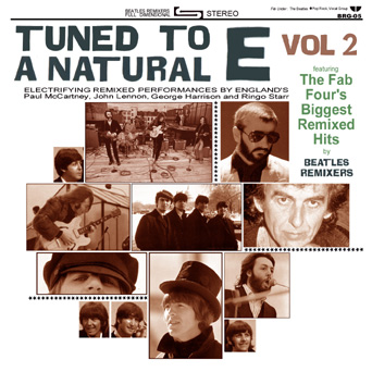 Tuned To A Natural E - Volume 2 Artwork
