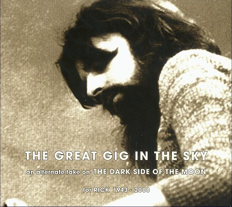 The Great Gig In The Sky - Front Cover