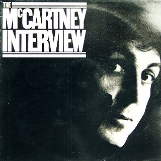 McCartney Interview - Front cover