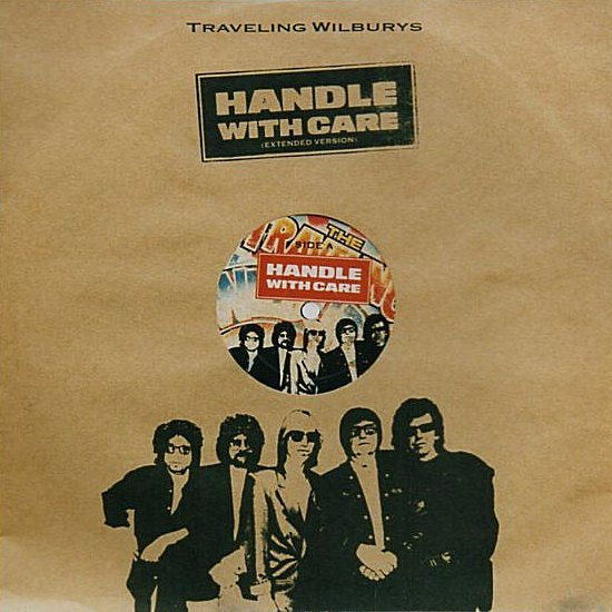 Handle With Care - Front Cover