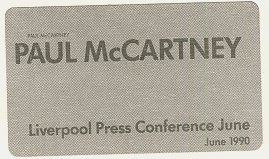 Liverpool Press Conference - Front Box Sticker