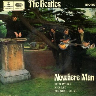 Nowhere Man - Front Cover
