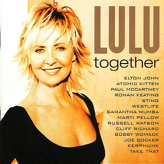 Lulu: Together - Front Cover