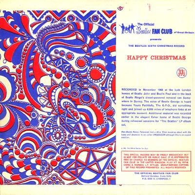 The Beatles Sixth Christmas Record