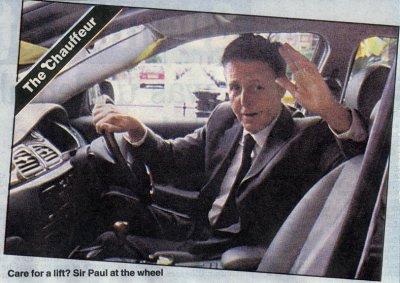 Paul - The Chauffeur
