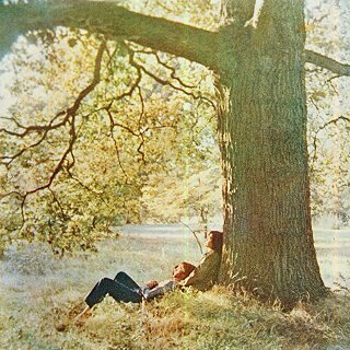 John Lennon/Plastic Ono Band - Front Cover