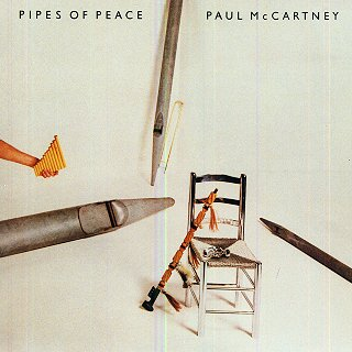 Pipes Of Peace - Front cover