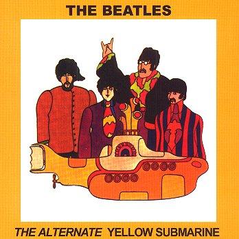 Yellow Submarine Album. Alternate Yellow Submarine