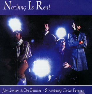 Nothing Is Real - LP cover