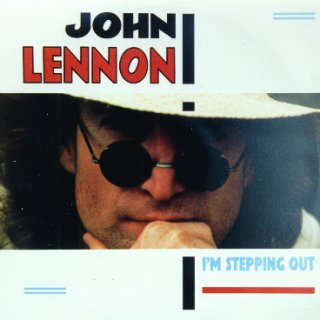 I'm Stepping Out - 12inch Front Cover