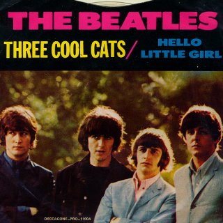 The Beatles The Decca Sessions Singles