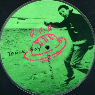Young Boy - 7inch Front