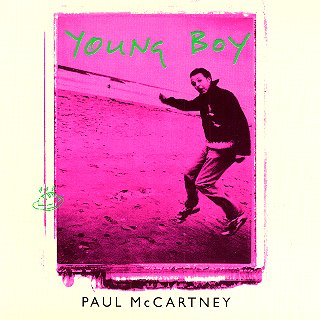 Young Boy - CD Front