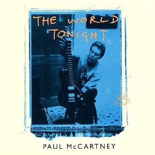 The World Tonight - CD1 Front