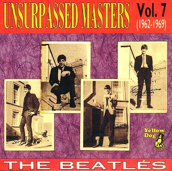 Unsurpassed Masters Vol. 7 - CD Cover