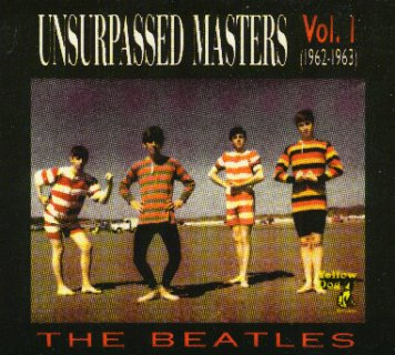 Unsurpassed Masters Vol. 1 - CD cover