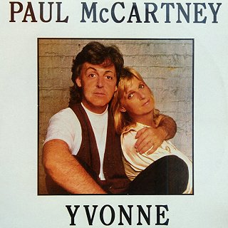 Yvonne - Front cover